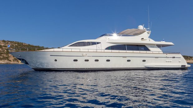 efmaria motor yacht exteriorsjpg (6) -  Valef Yachts Chartering - 1495