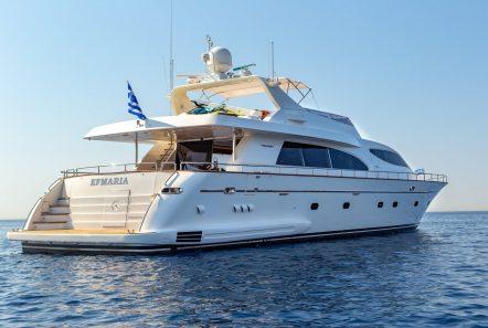 efmaria motor yacht exteriorsjpg (7) -  Valef Yachts Chartering - 1494