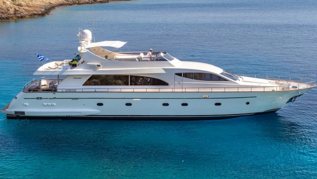 efmaria motor yacht exteriorsjpg (8) -  Valef Yachts Chartering - 1493