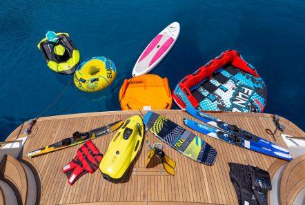 efmaria motor yacht sea toys -  Valef Yachts Chartering - 1523