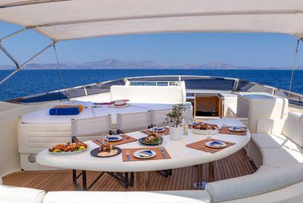 efmaria motor yacht sundeck (4) min -  Valef Yachts Chartering - 1517