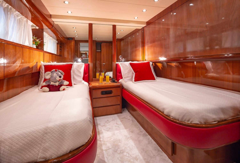 efmaria motor yacht twins (2) min -  Valef Yachts Chartering - 1513