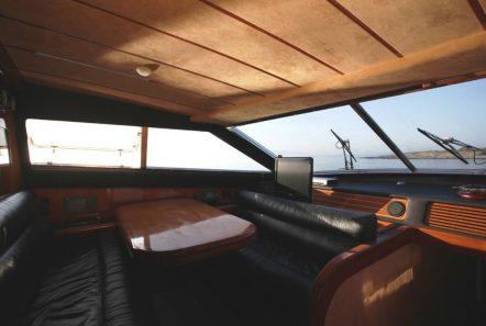kentavros ii motor yacht bridge (1) min -  Valef Yachts Chartering - 1563