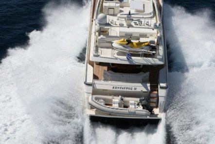 kentavros ii motor yacht exterior min -  Valef Yachts Chartering - 1559