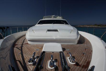 kentavros ii motor yacht fore min -  Valef Yachts Chartering - 1555