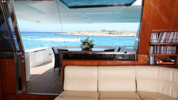 kentavros ii motor yacht salon angles (1) min -  Valef Yachts Chartering - 1577