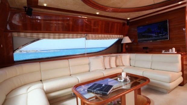kentavros ii motor yacht salon angles (2) min -  Valef Yachts Chartering - 1576
