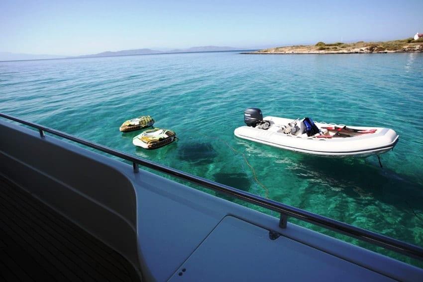 kentavros ii motor yacht water toys min -  Valef Yachts Chartering - 1568