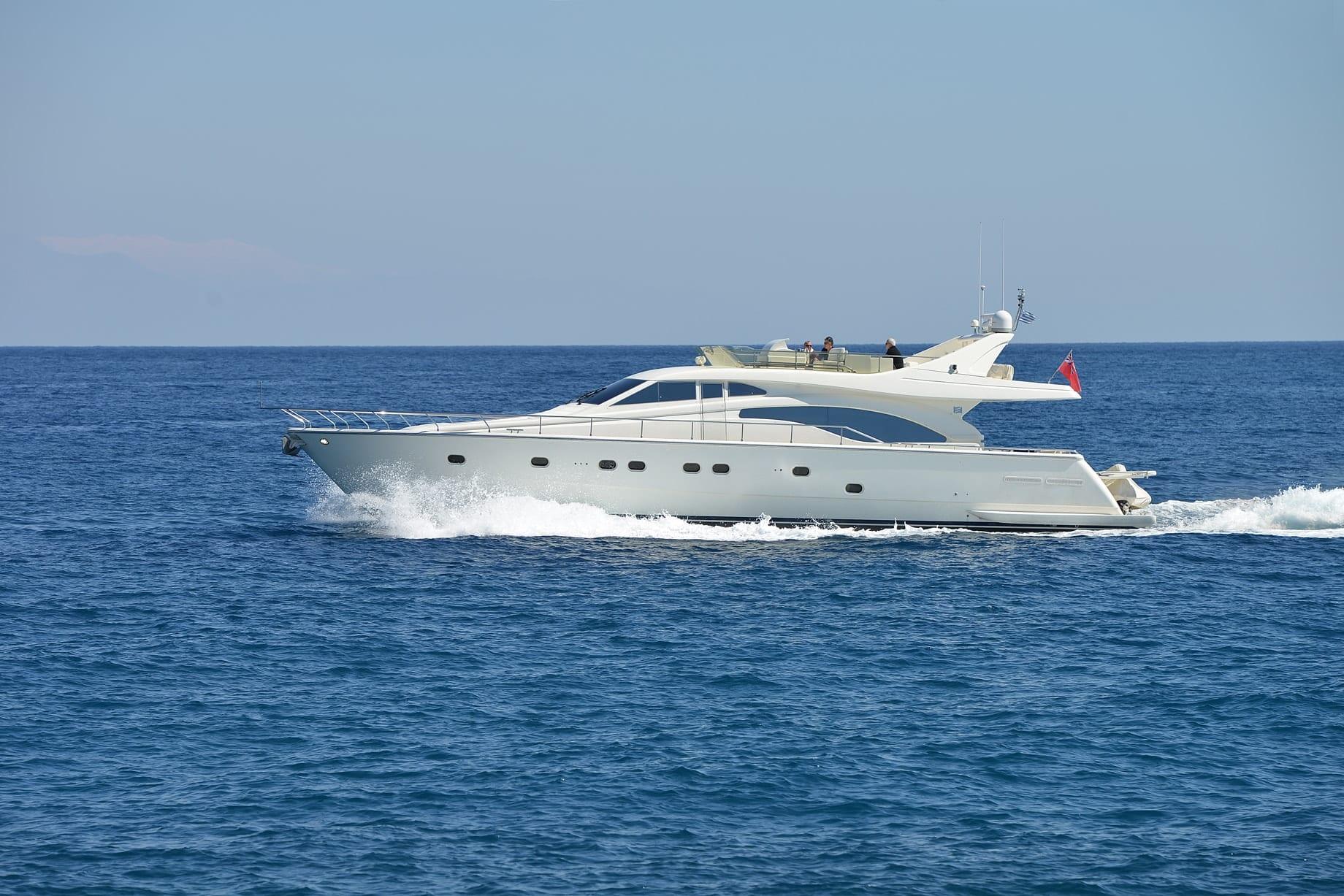 mary motor yacht cruising (1) min -  Valef Yachts Chartering - 1465