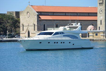 mary motor yacht cruising (4) min -  Valef Yachts Chartering - 1462