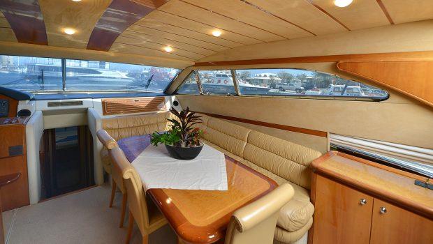 mary motor yacht salon (2) min -  Valef Yachts Chartering - 1471