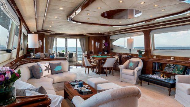 sugar motor yacht salon min -  Valef Yachts Chartering - 1528
