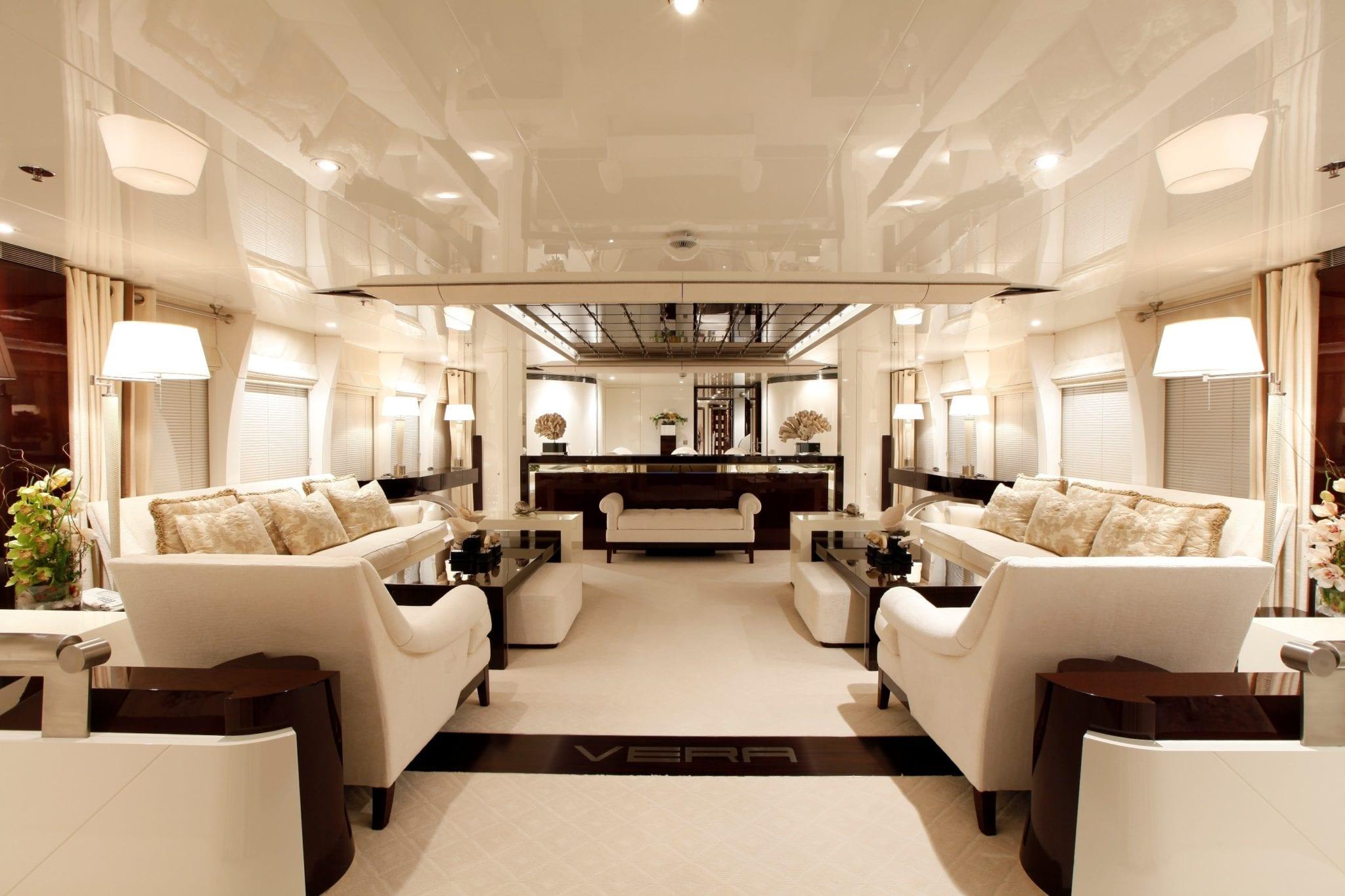 vera motor yacht main salon min -  Valef Yachts Chartering - 1477