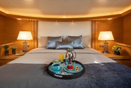 celia motor yacht VIP stateroom (3) min -  Valef Yachts Chartering - 1331