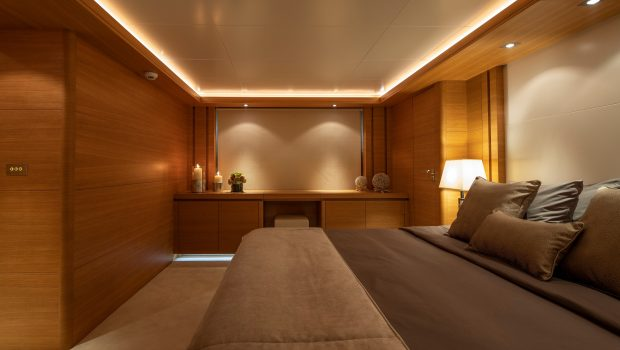 celia motor yacht master details (1) min -  Valef Yachts Chartering - 1344
