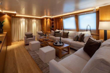 celia motor yacht salon1 min -  Valef Yachts Chartering - 1339