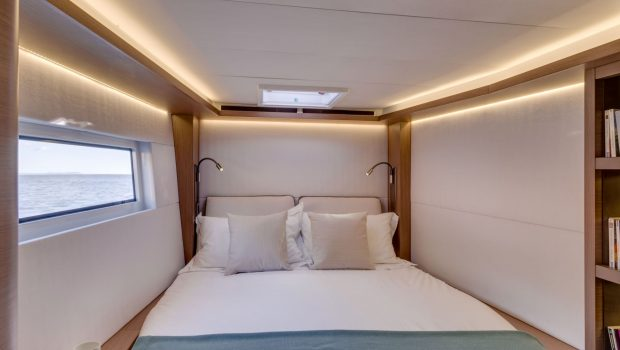happy feet motor yacht double cabins (2) min -  Valef Yachts Chartering - 1375
