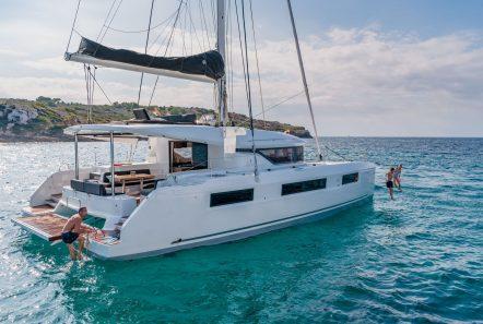 happy feet motor yacht exteriors (1) min -  Valef Yachts Chartering - 1372