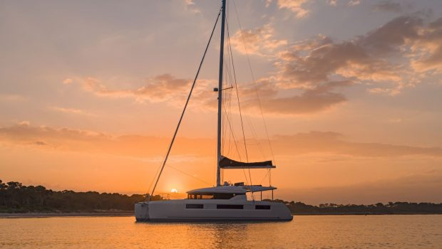 happy feet motor yacht sunset min -  Valef Yachts Chartering - 1380