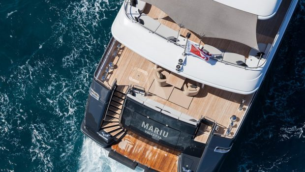 mariu megayacht aft (1) -  Valef Yachts Chartering - 1309