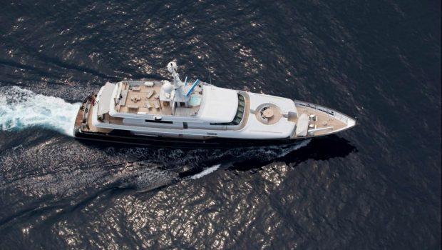 mariu megayacht exterior (1) -  Valef Yachts Chartering - 1306