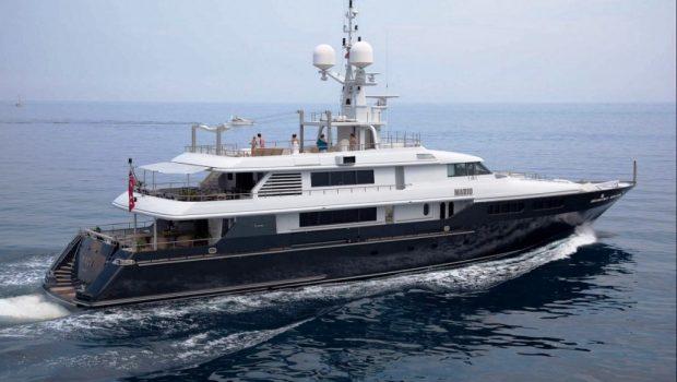 mariu megayacht exterior (3) -  Valef Yachts Chartering - 1304