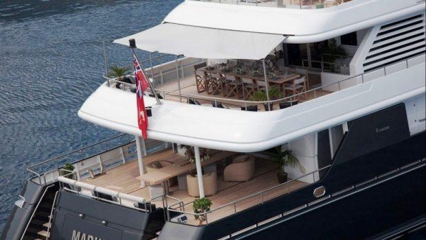 mariu megayacht exterior (4) -  Valef Yachts Chartering - 1303
