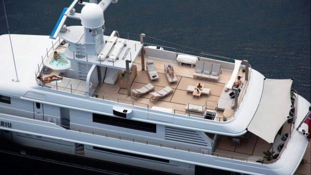 mariu megayacht exterior (5) -  Valef Yachts Chartering - 1302
