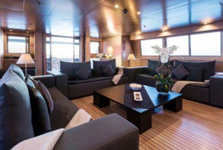 mariu megayacht salon (1) -  Valef Yachts Chartering - 1315
