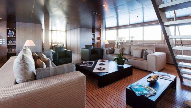 mariu megayacht salon (2) -  Valef Yachts Chartering - 1314