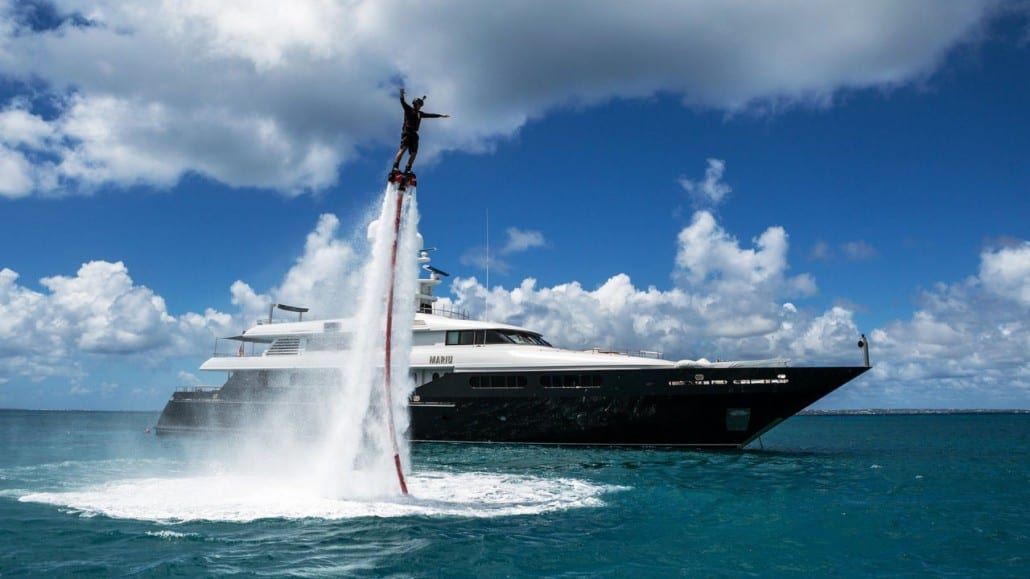 mariu megayacht seatoys (1) -  Valef Yachts Chartering - 1313