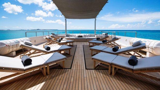 mariu megayacht sundeck -  Valef Yachts Chartering - 1311