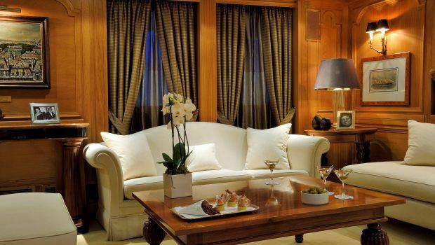 christina o megayacht lapis lounge (1) -  Valef Yachts Chartering - 1178