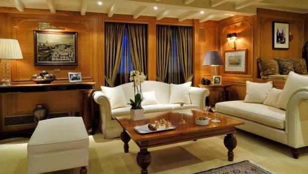 christina o megayacht lapis lounge (3) -  Valef Yachts Chartering - 1176