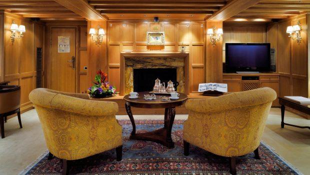 christina o megayacht onassis suite (3) -  Valef Yachts Chartering - 1172