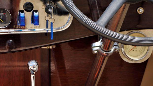 christina o megayacht steering wheel min -  Valef Yachts Chartering - 1169