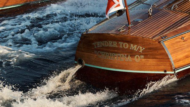 christina o megayacht tender -  Valef Yachts Chartering - 1166