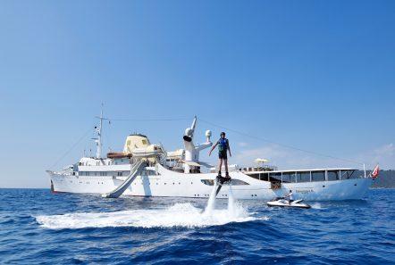 christina o megayacht water toys min -  Valef Yachts Chartering - 1164