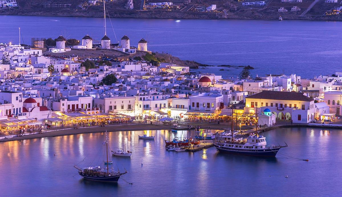 Mykonos island Cyclades Greece -  Valef Yachts Chartering - 1083