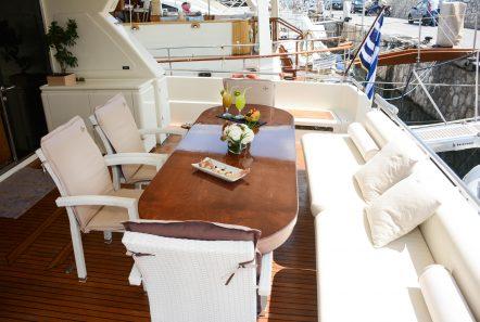 avra motor yacht exterior (3) min -  Valef Yachts Chartering - 1071