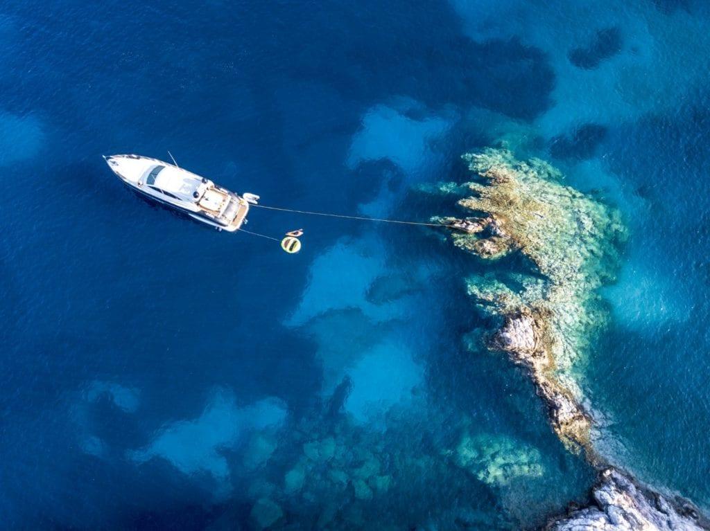 eudemonia kyvos aerial polyaigos north - Valef Yachts Chartering - 1031
