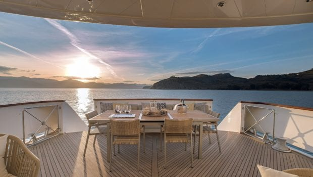 aquila motor yacht aft deck shots (1) min -  Valef Yachts Chartering - 0998