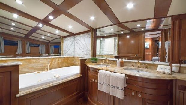 aquila motor yacht bathroom (2) min -  Valef Yachts Chartering - 0995