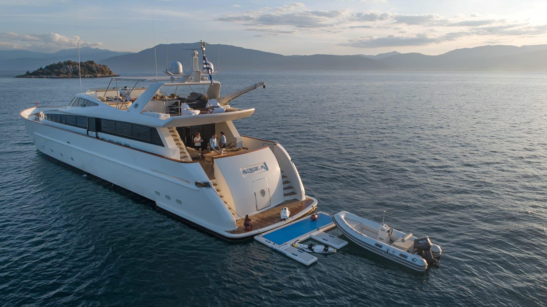 aquila motor yacht exterior profiles (5) min -  Valef Yachts Chartering - 1012