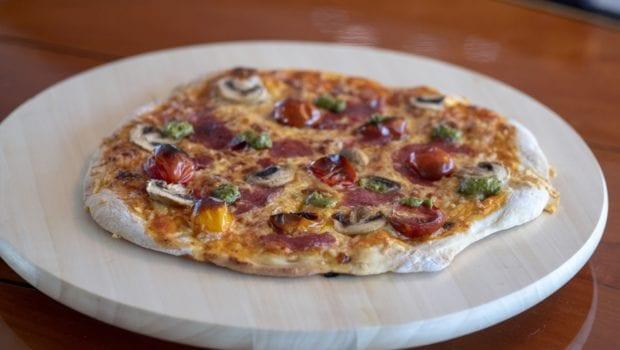 mi alma homemade pizza (2) min -  Valef Yachts Chartering - 0940