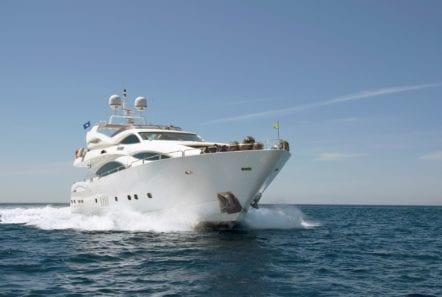 mi alma motor yacht exteriors (1) -  Valef Yachts Chartering - 0963