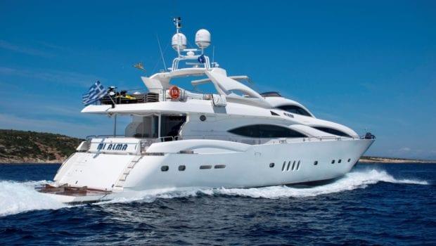 mi alma motor yacht exteriors (4) -  Valef Yachts Chartering - 0960