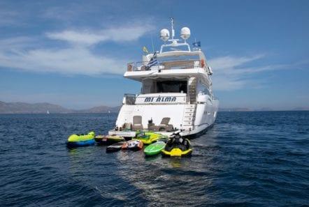 mi alma motor yacht exteriors (6) -  Valef Yachts Chartering - 0958