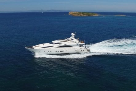 mi alma motor yacht exteriors (7) -  Valef Yachts Chartering - 0957