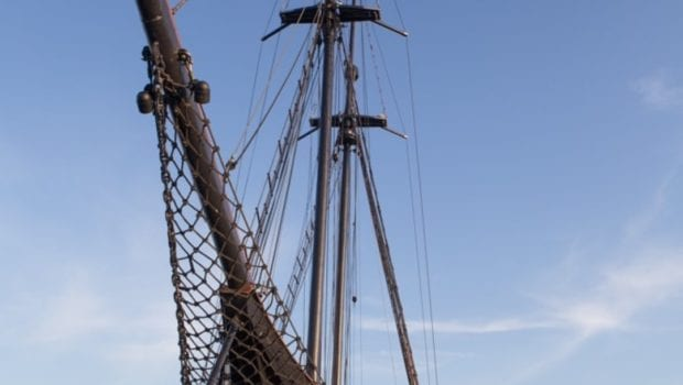 prince motor sailer bow (2) -  Valef Yachts Chartering - 0920